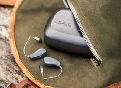 ReSound Quattro Rechargeable Hearing Aid